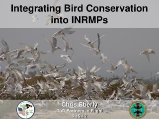 Integrating Bird Conservation into INRMPs