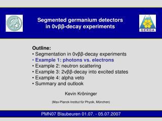 PMN07 Blaubeuren 01.07. - 05.07.2007