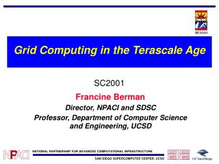 Grid Computing in the Terascale Age