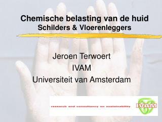 Chemische belasting van de huid Schilders & Vloerenleggers