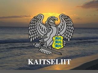 History of Kaitseliit