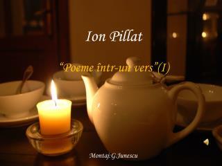 Ion Pillat