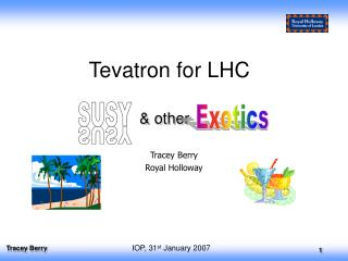 Tevatron for LHC