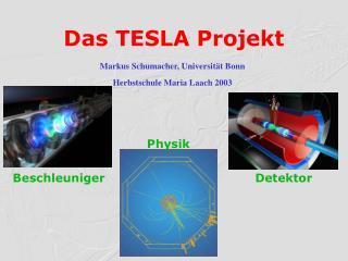 Das TESLA Projekt