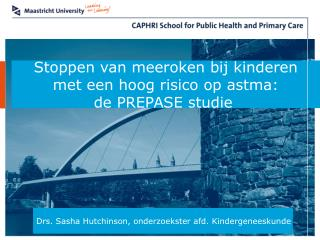 Stoppen van meeroken bij kinderen met een hoog risico op astma: de PREPASE studie