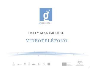USO Y MANEJO DEL