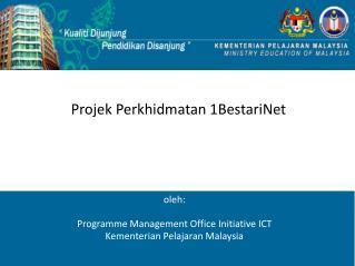 Projek Perkhidmatan 1BestariNet
