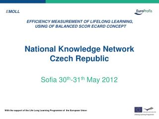 National Knowledge Network Czech Republic