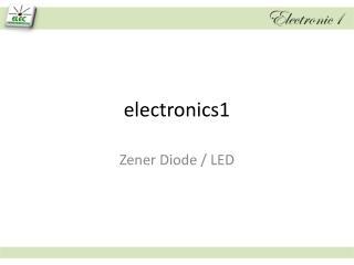 electronics1