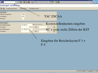 TAC ZSCAA