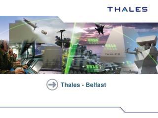 Thales - Belfast