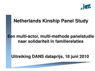 Netherlands Kinship Panel Study
