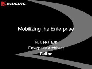Mobilizing the Enterprise