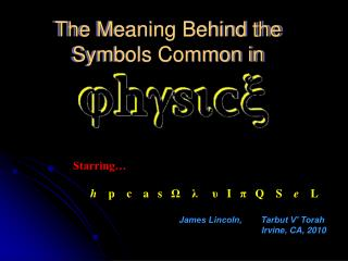 The Meaning Behind the Symbols Common in