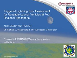 Triggered Lightning Risk Assessment for Reusable Launch Vehicles at Four Regional Spaceports