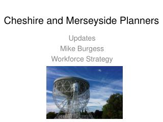 Cheshire and Merseyside Planners