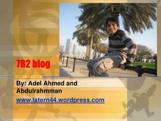 7B2 blog