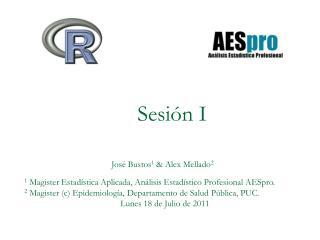 Sesión I
