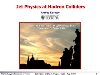 Jet Physics at Hadron Colliders