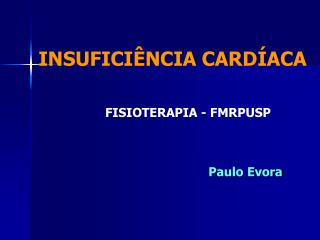 INSUFICI NCIA CARD ACA