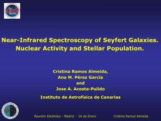 Near-Infrared Spectroscopy of Seyfert Galaxies. Nuclear Activity and Stellar Population.