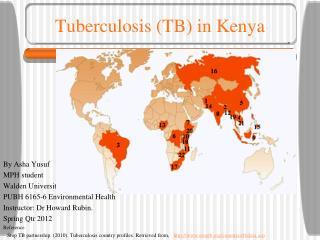 Tuberculosis (TB) in Kenya