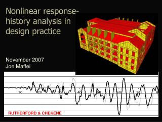 Nonlinear response-history analysis in design practice