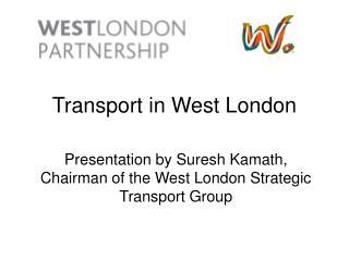 Transport in West London