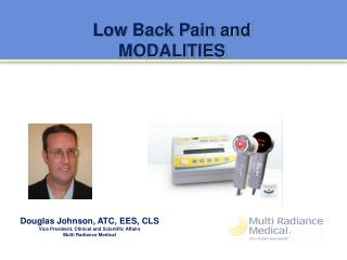 Douglas Johnson, ATC, EES, CLS Vice President, Clinical and Scientific Affairs