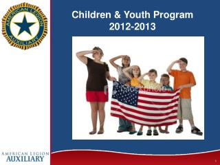 Children & Youth Program         2012-2013