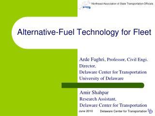 Alternative-Fuel Technology for Fleet