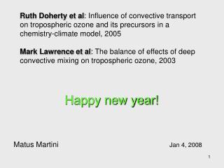 Matus Martini Jan 4, 2008