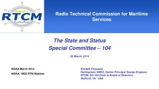 Radio Technical Commission for Maritime Services