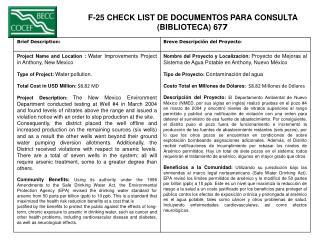 F-25 CHECK LIST DE DOCUMENTOS PARA CONSULTA  (BIBLIOTECA) 67 7