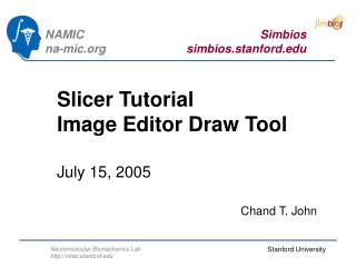 Slicer Tutorial Image Editor Draw Tool