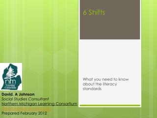 6 Shifts