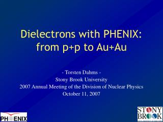 Dielectrons with PHENIX: from p+p to Au+Au