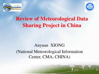 Review of Meteorological Data Sharing Project in China