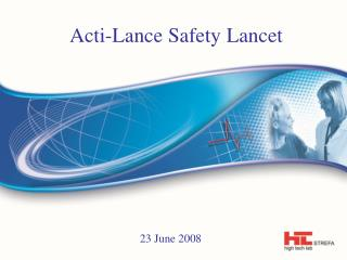 Acti-Lance Safety Lancet