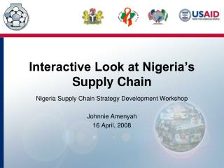 Interactive Look at Nigeria�s Supply Chain