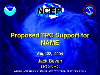 Proposed TPC Support for NAME