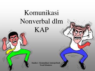 Komunikasi Nonverbal dlm KAP