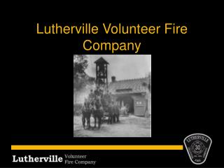 Lutherville Volunteer Fire Company