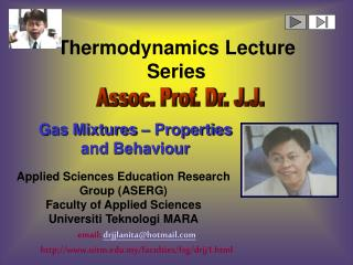 Thermodynamics Lecture Series