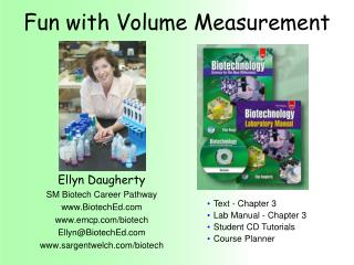 Fun with Volume Measurement