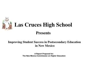 Improving Student Success in Postsecondary Education  in New Mexico