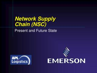 Network Supply Chain (NSC)
