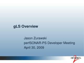 gLS Overview