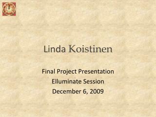 Linda  Koistinen