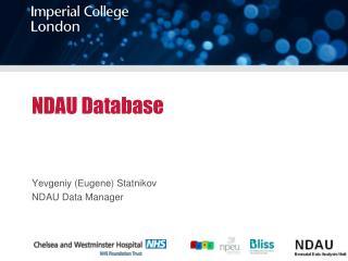 NDAU Database